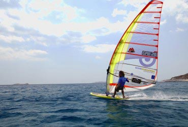 Athens Windsurf Board School