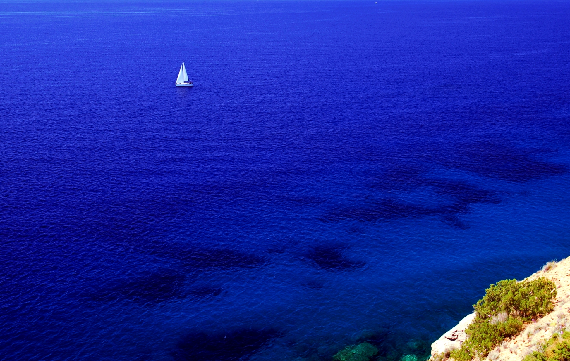 Sea View from Cape Sounio